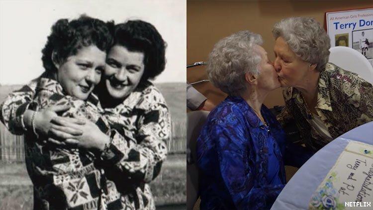 <span>A Secret Love, el documental de Netflix sobre el increíble amor de dos mujeres que llevan 65 años juntas</span>
