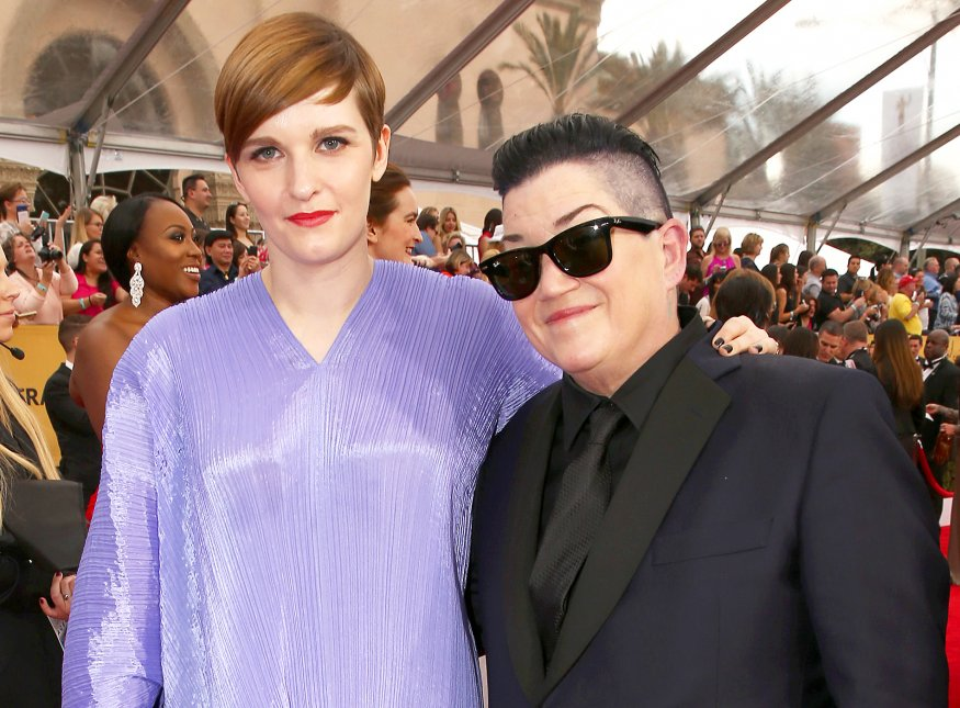 <span>Lea DeLaria, protagonista de Orange is The New Black, se casa.</span>