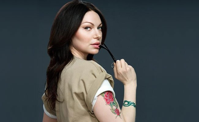 "<span>Personajes lésbicos inolvidables de series y películas: Alex y Piper (""Orange is the New Black"")</span>"