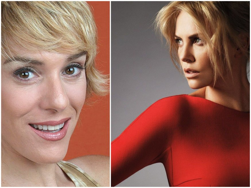 "<span>Anabel Alonso invita a Charlize Theron a ""probar con las mujeres""</span>"