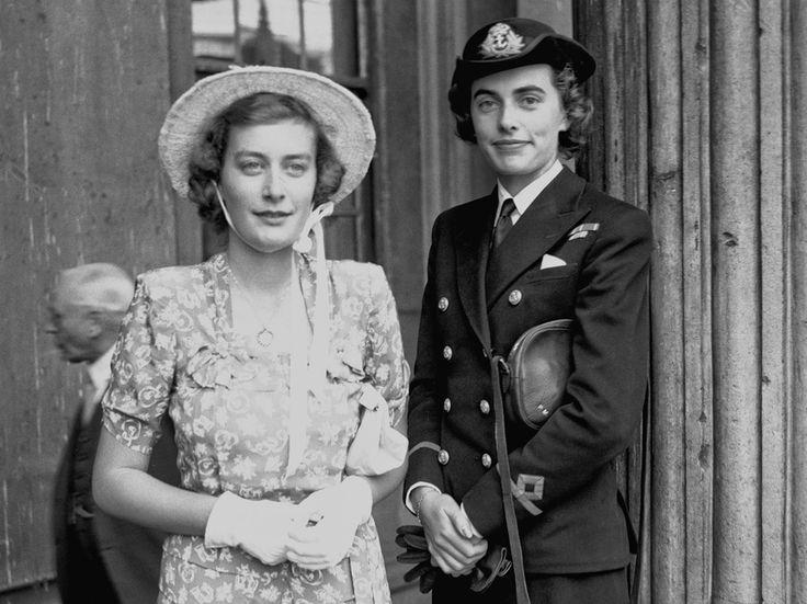 Nadejda Mountbatten, la marquesa que enamoró a la